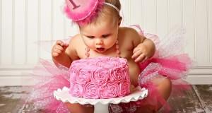 1er anniversaire de bebe