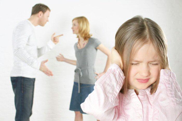 comment annoncer à ses enfants son divorce ?