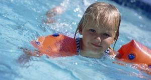 baignade des enfants