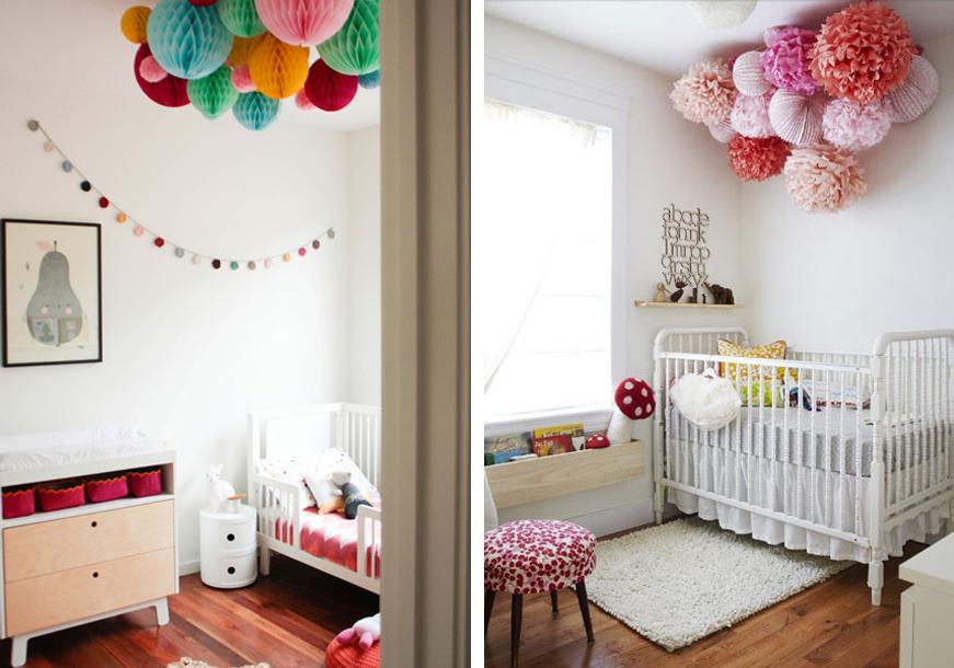 8 idées (originales) pour décorer la chambre de bébé ...