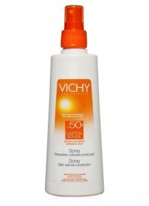 creme solaire grossesse vichy