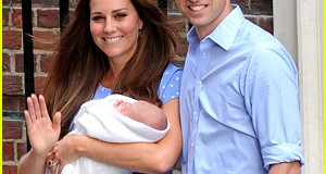 kate middleton et son bébé