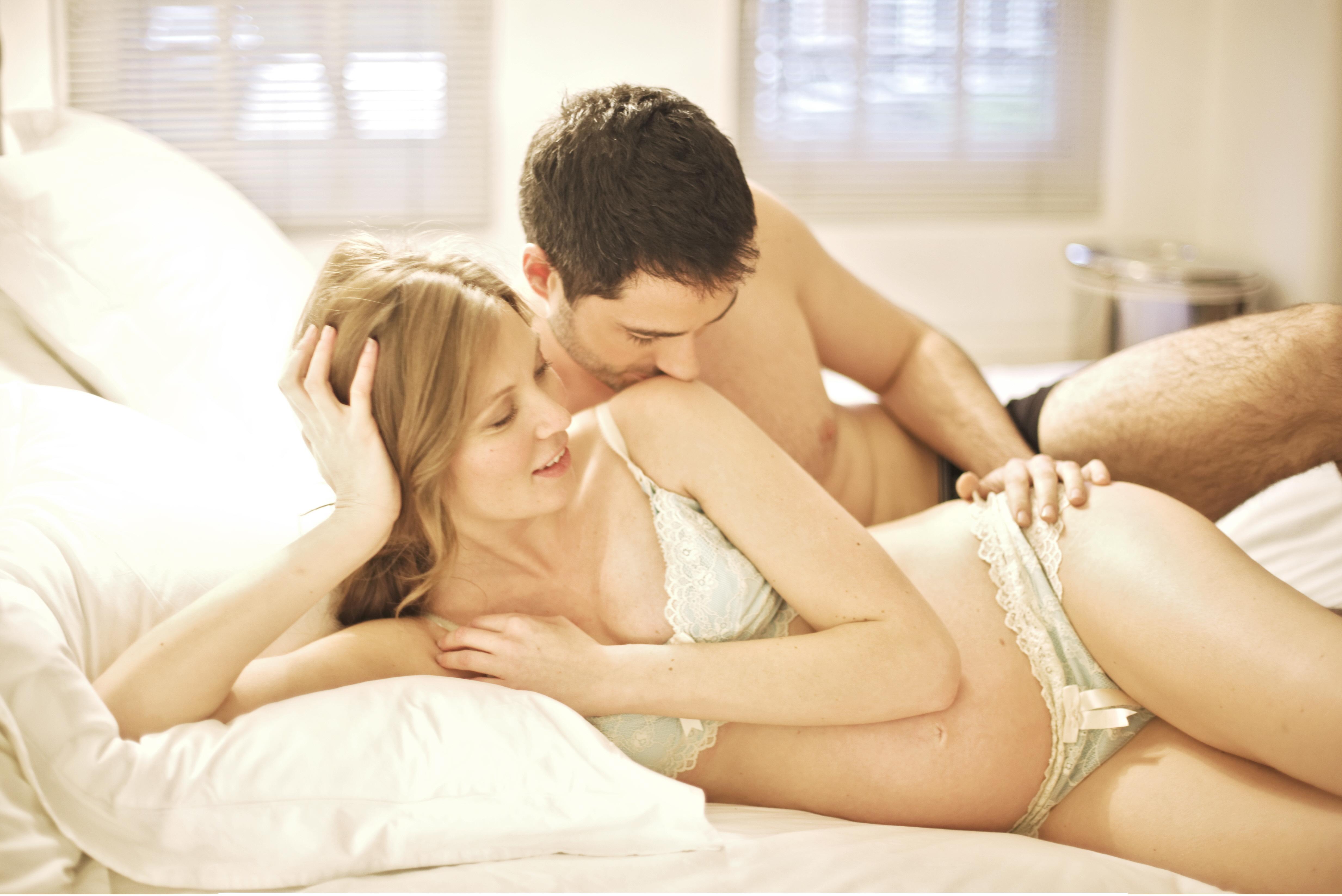 Здоровый секс с женой