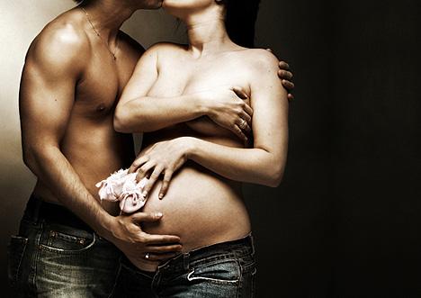 femme enceinte sexe boîte de sexe