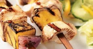 recette brochtte viande ananas