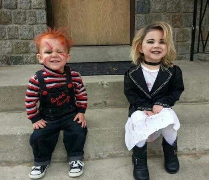 Fabuleux Le Top 10 des meilleurs costumes d'Halloween - Drôles de mums ZN23