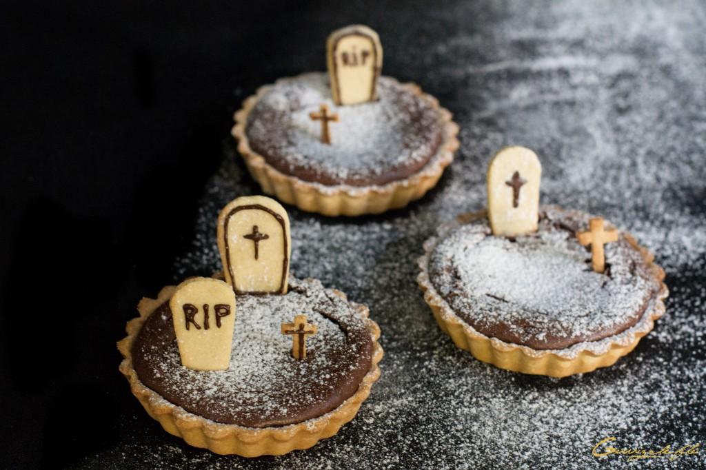 tarte-choco-marron-halloween