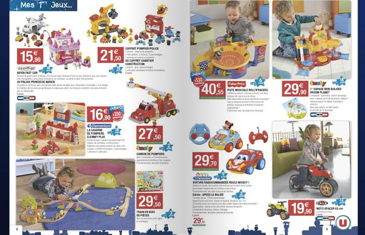 Catalogue jouets super u dr les de mums for Catalogue piscine super u