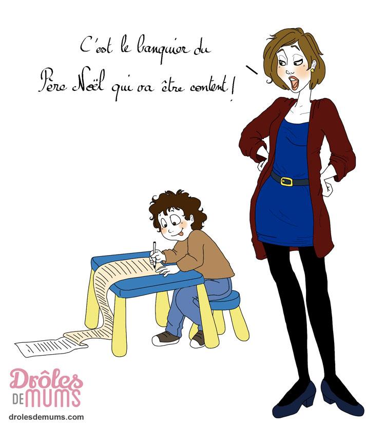 humour-noel - Drôles de mums