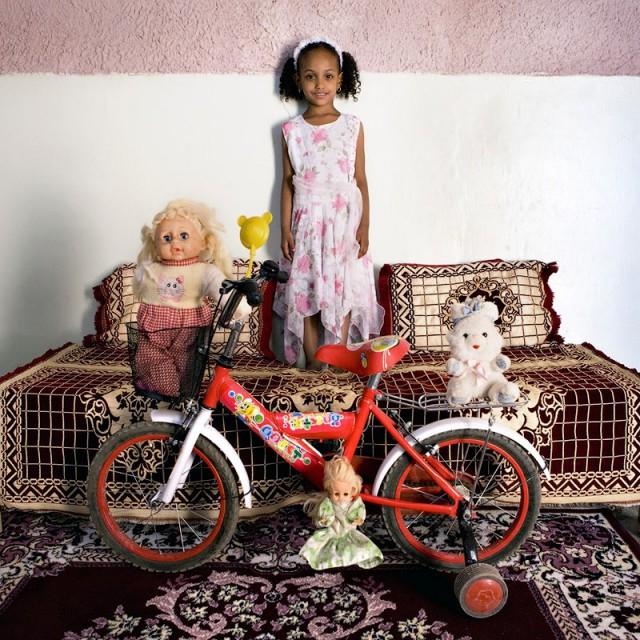 Enfant d'Algérie