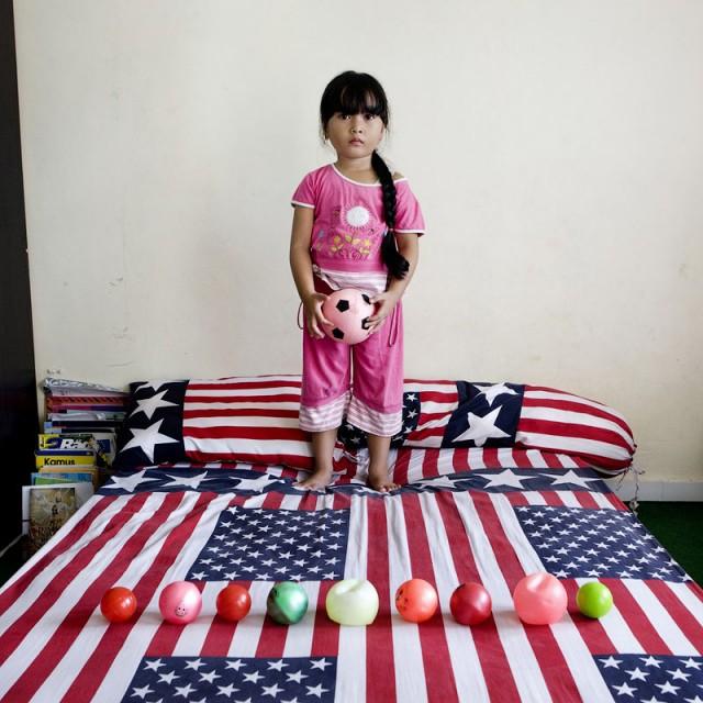 Enfant d'Indonésie