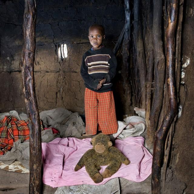 Enfant du Kenya