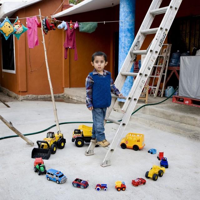 Enfant du Mexique