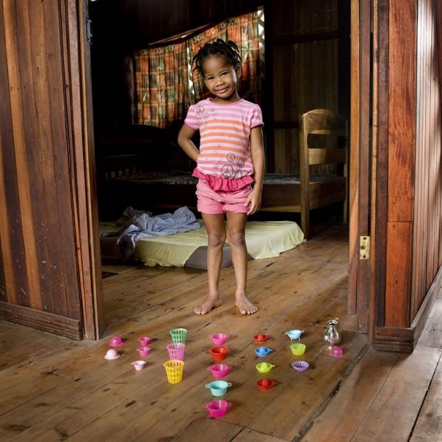 Enfant du Nicaragua
