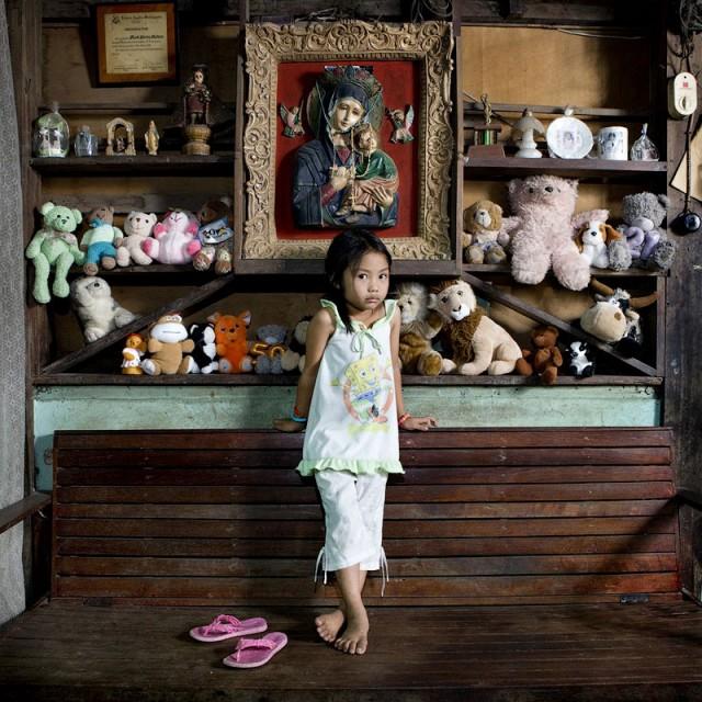 Enfant des Philippines