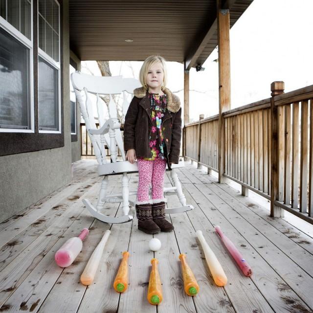 Enfant en Utah - USA