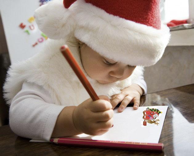 Write a Letter to Santa