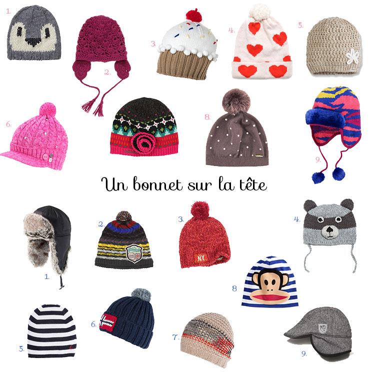 024e093ddf5f Mode enfant   un bonnet sur la tête - Drôles de mums