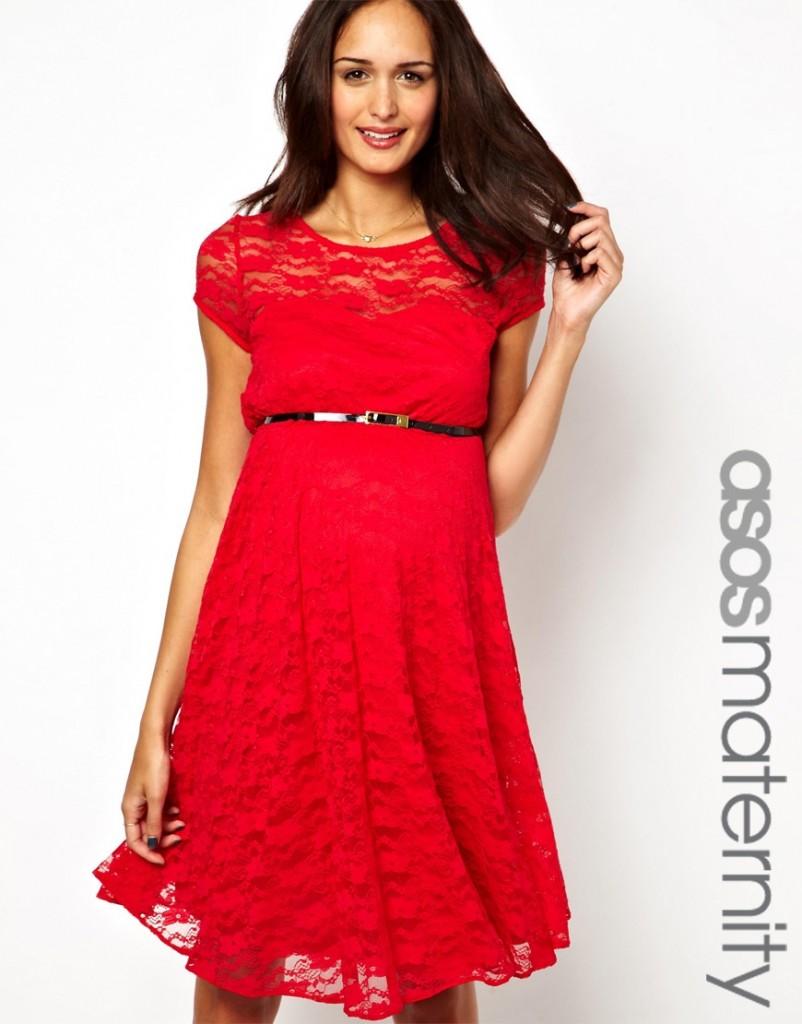 50-70% de réduction grande collection bien Mode grossesse : Une jolie robe pour les fêtes
