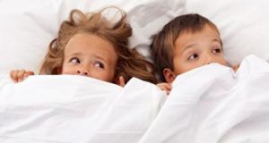 cauchemar enfant