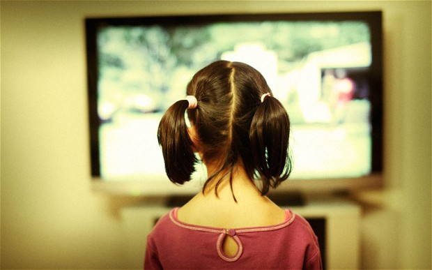 The impact of television on young generation
