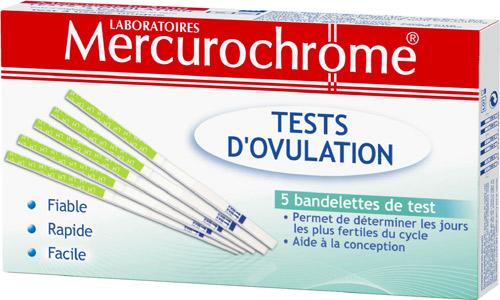 vente test ovulation