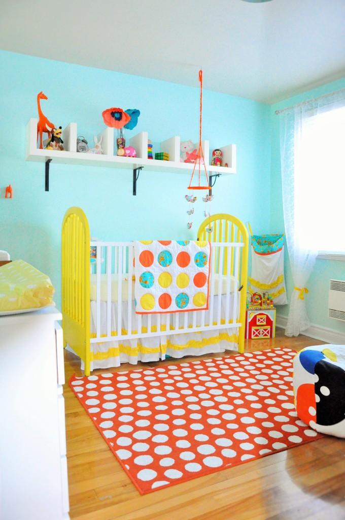 Sommeil enfant : Des couleurs pour bien dormir - Drôles de mums
