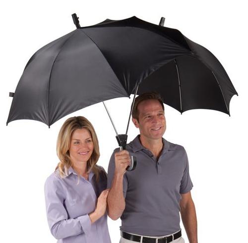 double-parapluie