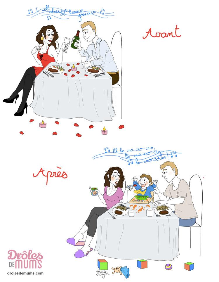 Joyeuse Saint Valentin Les Parents Droles De Mums