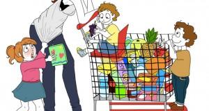 supermarche-avec-enfants