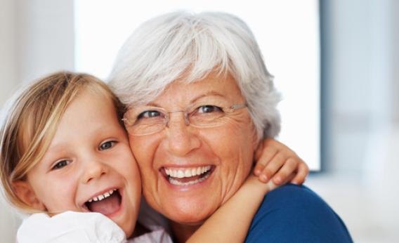 Parole d\'enfant : Une grand-mère, ça représente quoi ?