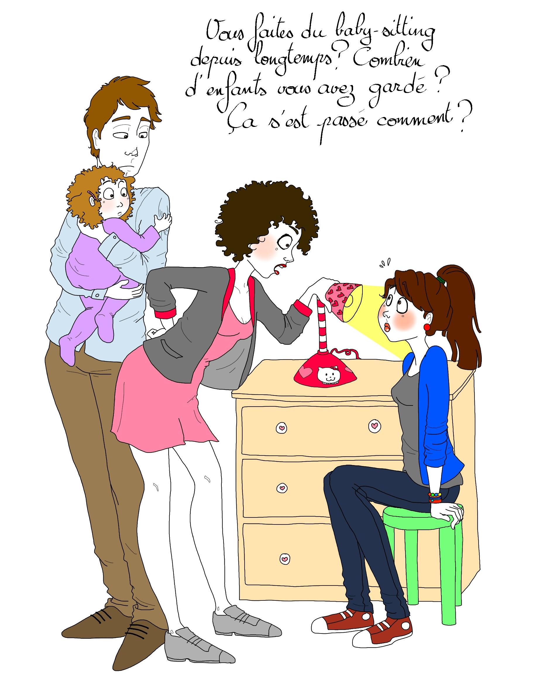 Comment faire une checklist de consignes pour la baby sitter - Comment peut on faire une fausse couche ...