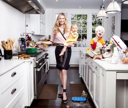 Family Friendly Kitchen Houzz: Drôles De Mums