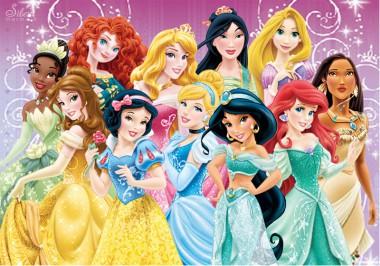 Dessin animé de princesse