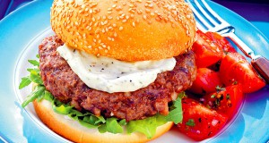Burger-de-boeuf