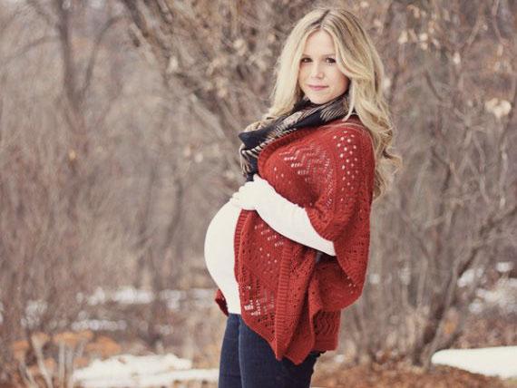Les astuces des mamans pour s 39 habiller pendant la - Enceinte avant retour de couche symptomes ...