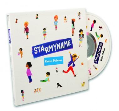 coffret album STARMYNAME BD