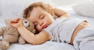 enfant dort