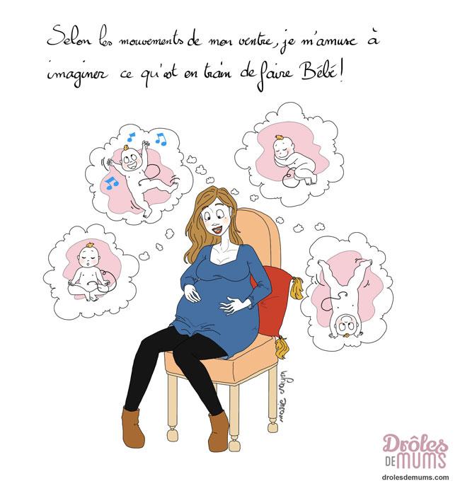 grossesse bebe bouge beaucoup 28 images a 5 mois de grossesse b 233 b 233 bouge beaucoup l