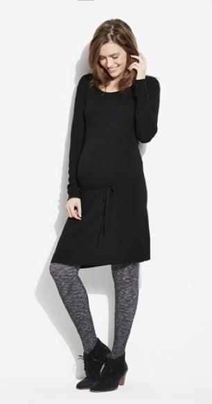 Robe tricot de grossesse Vertbaudet, 29,96 €