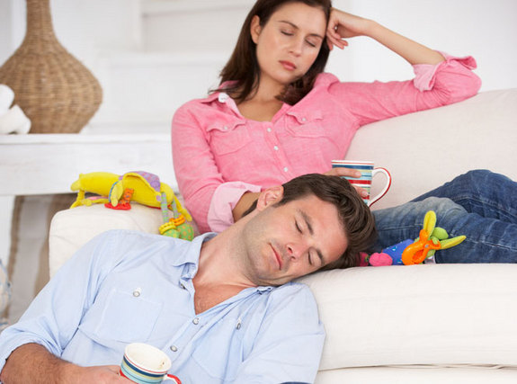 fatigue-parents