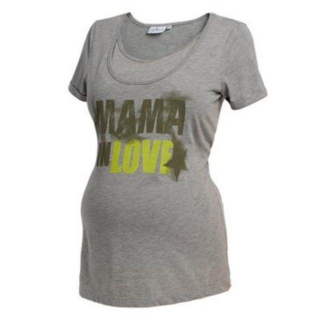 STAR COLLECTION Le T-shirt d'allaitement Mama in... pour La Redoute, 19,99 €