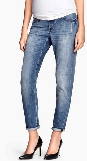 Jean Boyfriend Mama pour H&M, 39,99 €
