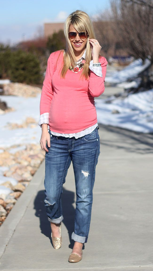 Nos astuces pour porter une chemise enceinte dr les de mums - Retomber enceinte apres une fausse couche naturelle ...