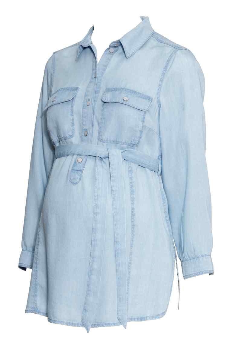 Chemise en lyocell Mama pour H&M, 29,99 €