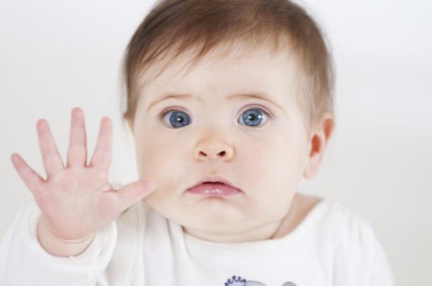 problème estomac bébé