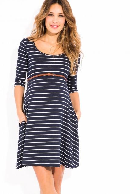 Robe grossesse Salome pour Envie de Fraises - 29,99 €