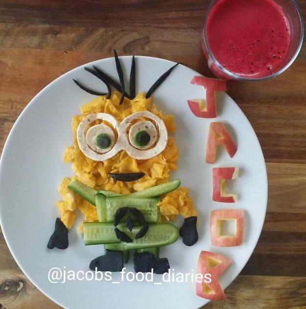 l'astuce d'une maman pour faire manger des légumes à son enfant