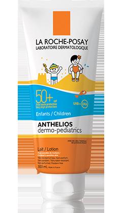 Lait Velouté Anthelios Dermo-Pediatrics SPF 50+, La Roche Posay