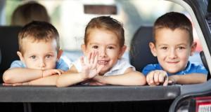 voyager avec enfants